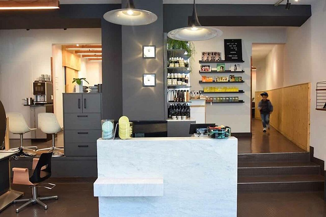 Hauber - The organic Hair Salon | Haidhausen: imSalon.at